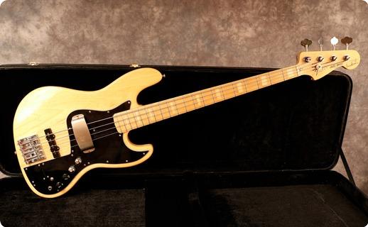 Fender Japan Marcus Miller Jazz 2002 Natural