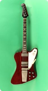 Gibson Firebird V 1964 Red Mahogany
