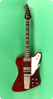 Gibson Firebird V 1964 Red Mahogany