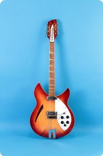 Rickenbacker 360 C63 12 String 1988 Fireglo