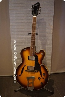 Hagstrom Jimmy 1969 Brownburst