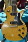 Gibson 1958 LES PAUL SPECIAL TV JOE SATRIANI COLLECTIONPRE OWNED 1958 TV Yellow
