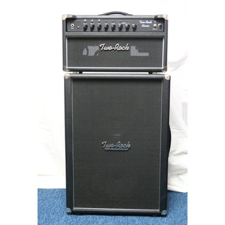 Two Rock Custom Two Rock Classic 100w Head W/ Road Case & 2x12 Cabinet (joe Satriani Private Collection)(pre Owned)