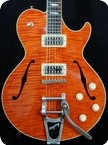 Collings Soco Deluxe 2011 6120 Orange