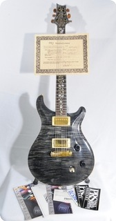 Paul Reed Smith Prs Rosewood Ltd 1996 Black