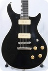 Baker B1 Bluesman NAMM 2001 Gloss Black