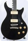 Baker B1 Bluesman NAMM 2001 Gloss Black
