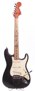 Fender Stratocaster 1972 Black Over Olympic White
