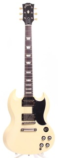 Gibson Custom Shop '60 Reissue Sg Les Paul Standard 2008 Polaris White