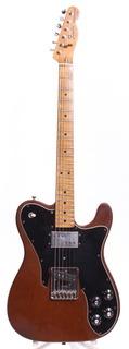 Fender Telecaster Custom 1977 Mocha Brown