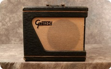 Gretsch 6156 Playboy 1960 BlackGrey Tolex