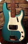 Fender Precsion FEB0322 1965 Lake Placid Blue