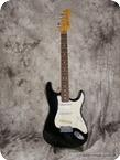 Fender Stratocaster 1990 Schwarz