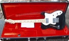 Fender Thinline Custom Color Near Mint 1978 Black