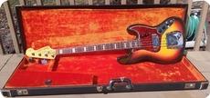 Fender Jazz Bass BEST DEAL 1966 Sunburst