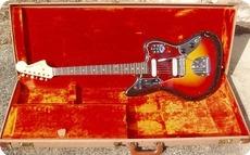 Fender Jaguar RAREST 1962 Sunburst