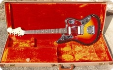 Fender Jaguar RAREST 1962 Sunburst