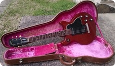 Gibson Les Paul Special 34 Rarest 1959 Cherry Red