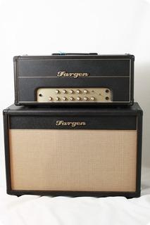 Fargen Amps Dual British Classic 25 2015 Black