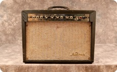 National Westwood N6422TR 1966 Black Tolex