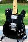Fender Telecaster Deluxe FEE0959 1973 Black