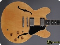 Gibson ES 335 Dot Reissue 1988 Natural
