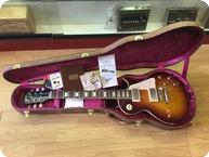 Gibson Les Paul Standard Historic Collection R9 1959 2014 Bourbon Burst
