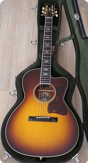 Collings C 10 Deluxe 2005 Sunburst