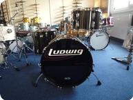 Ludwig Classic 1980 Black Cortex