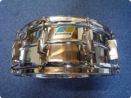 Ludwig L400 Supraphonic 1976 Chrome Alluminium