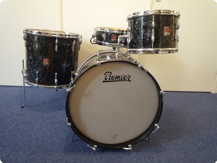 Premier Premier 1960 Black Diamond Pearl