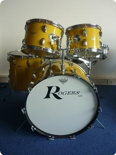 Rogers Londoner 5 1975 Spanish Gold