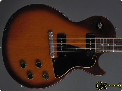 Gibson Les Paul Special 55 1974 Sunburst