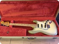Fender Stratocaster Antigua Hard Tail 1979