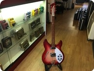 Rickenbacker 330 Fireglo Red