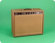 Fender Deluxe 1962 Brown