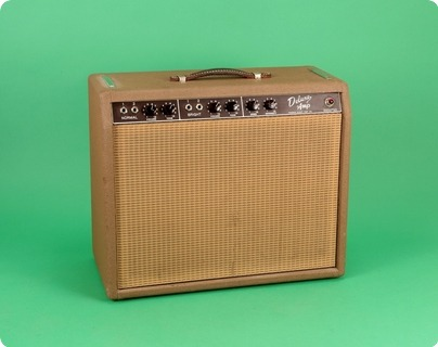 Fender Deluxe 1962 Brown