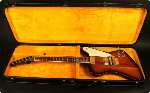 Gibson Firebird 1964 Sunburst