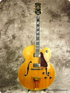 Gibson Super 400 Ces Natural