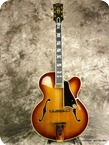 Gibson Johnny Smith 1962 Icetea Sunburst