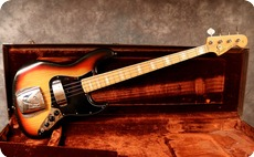 Fender Jazz 1975 Sunburst