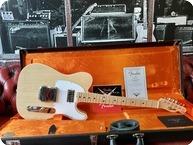 Fender Custom Shop Masterbuilt Albert Collins Telecaster Yuriy Shishkov 2016