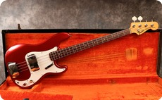 Fender Precision 1971 Candy Apple Red