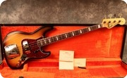 Fender Jazz 1972 Sunburst