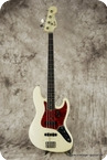 Fender Jazz Bass 1962 Olympic White