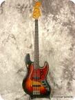 Fender Jazz Bass 1963 Sunburst