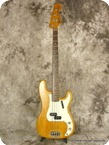 Fender Precision Bass 1972 Natural