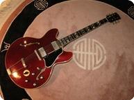 Gibson ES345TDSV 1967 SPARKLING BURGUNDY unfaded
