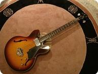 Gibson EB 2 1967 Tobacco Sunburst