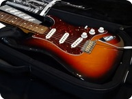Fender Fender Stratocaster John Mayer Signature Sunburst With Big Dippers InCase 2009 Sunburst